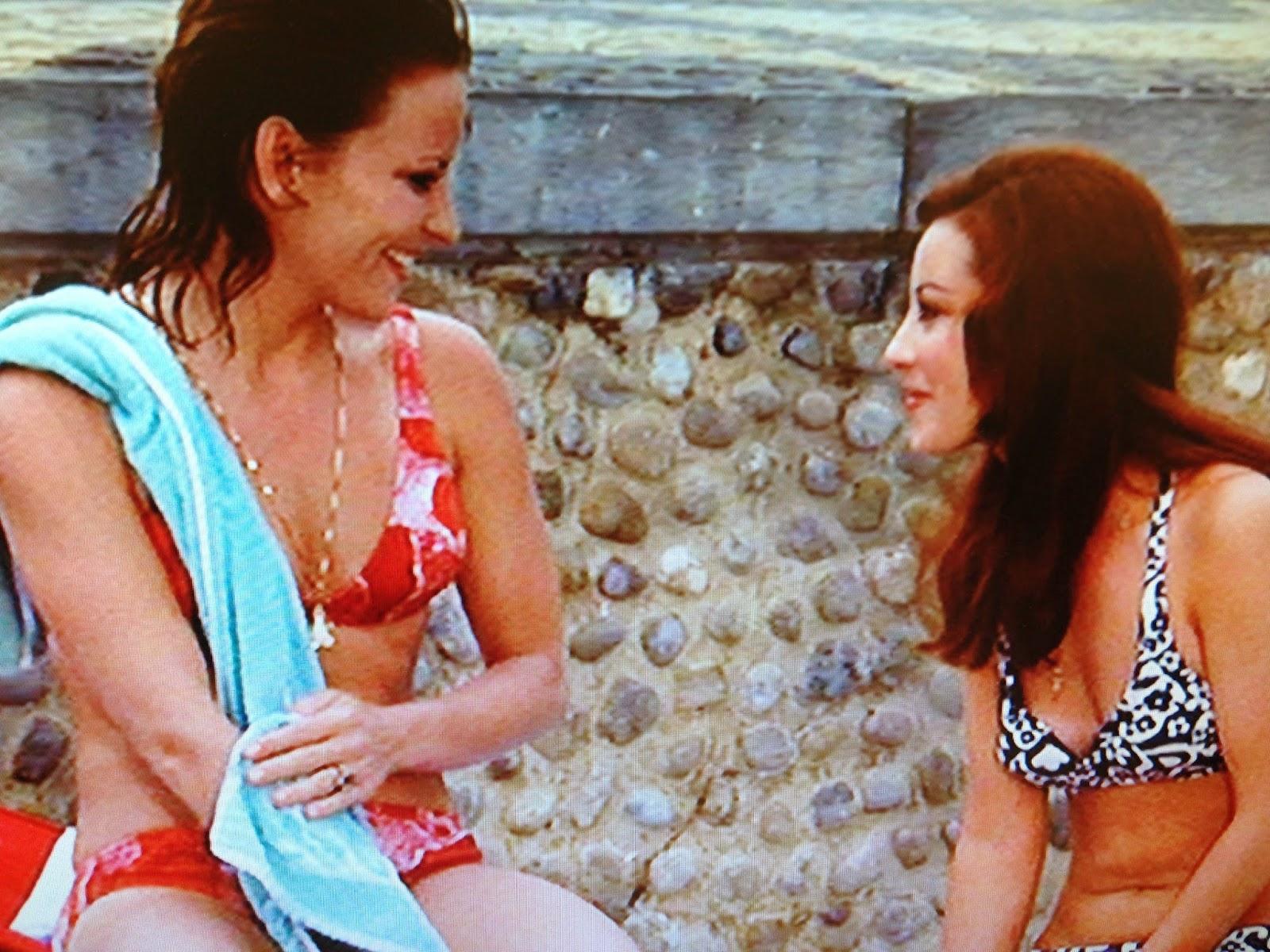 Like LL, bikini clad lesbians memories Good